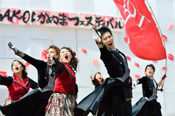 YOSAKOIかぬまフェスティバル2015