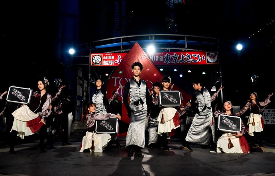 東京よさこい2015
