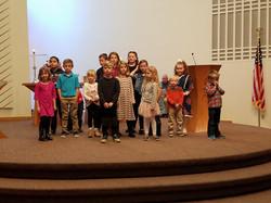 children's Church performance