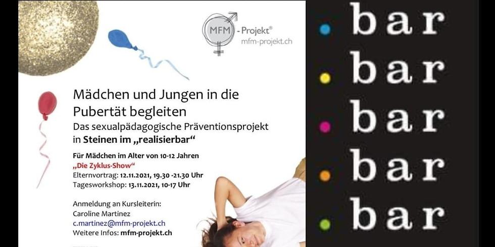 """MFM-Projekt """"Die Zyklus-Show"""""""