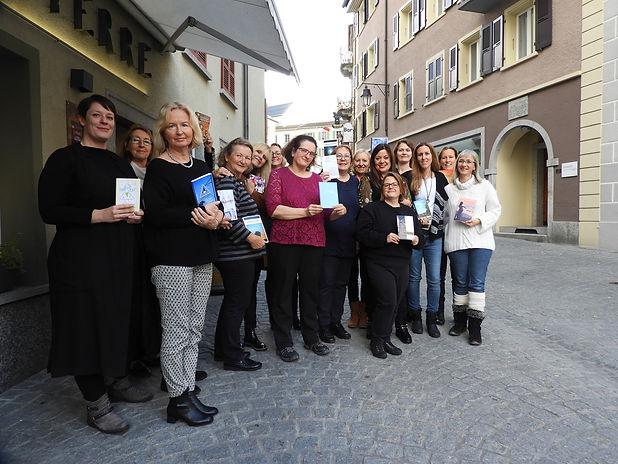 Schweizer Schreibfrauen