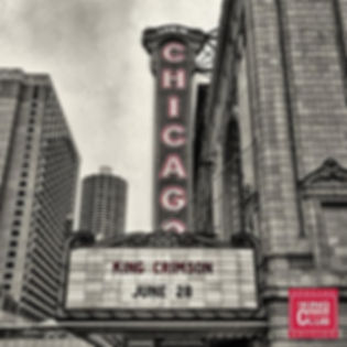 King Crimson_Live In Chicago_2017_COVER.
