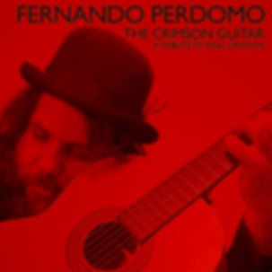 FERNANDO PERDOMO_The Crimson Guitar_COVE