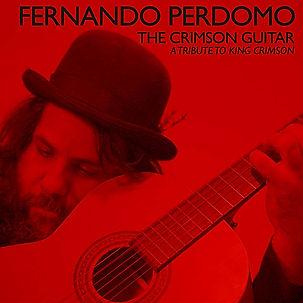 FERNANDO PERDOMO_The Crimson Guitar_COVE