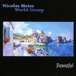 NICOLAS MEIER WORLD GROUP_Peaceful_COVER