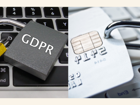 Marrying PCI-DSS with the EU-GDPR