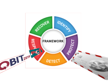 The Magnificent Seven:  Implementing PCI DSS Using COBIT® 2019.