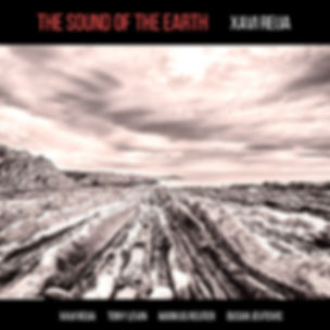 XAVI REIJA_The Sound of the Earth_COVER.