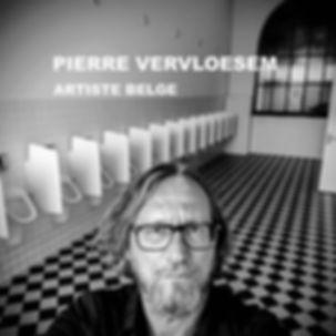 PIERRE VERVLOESEM_Artiste Belge_COVER.jp