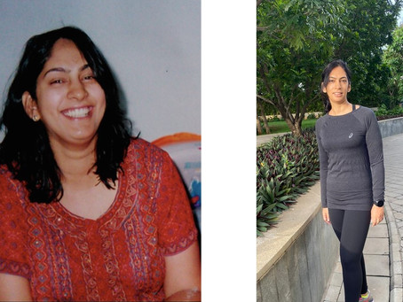 Freedom from Weight! My Story by Deepika Chalasani.