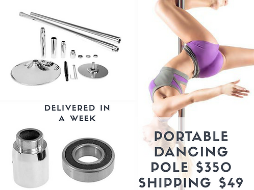 45m Portable Dancing Pole ( Shipping Included )