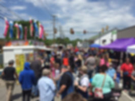Dickson County Ol Timers Day Festival Vendors