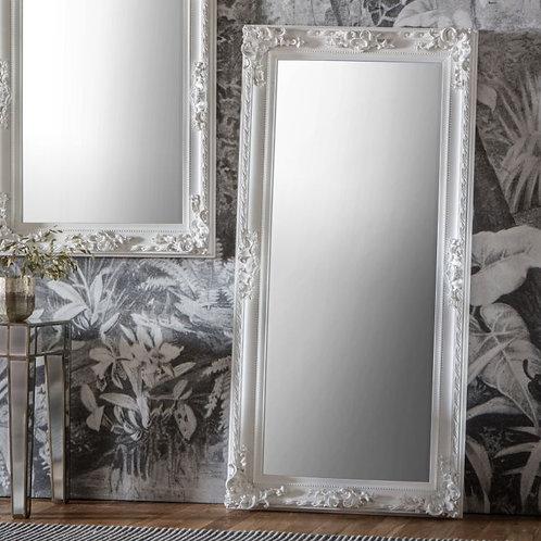 Altaf Leaner Mirror - White