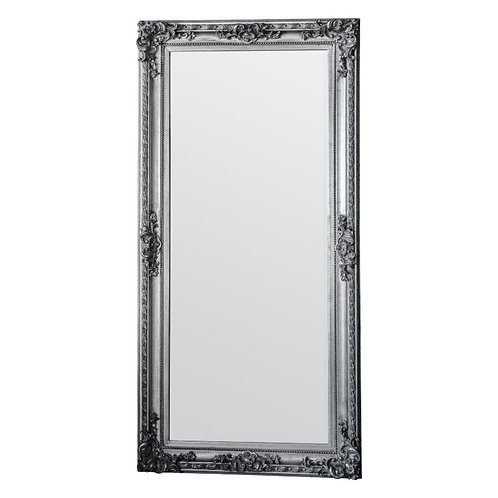 Altaf Leaner Mirror - Silver