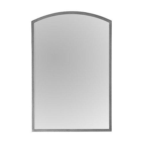 Ashley Arch Mirror - Antique Silver