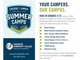 Summer Camps and Programs 2019