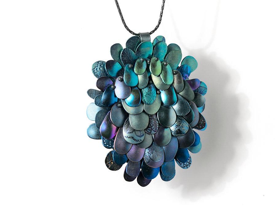 Titanium Jewellery Pendant Meghan O'Rourke