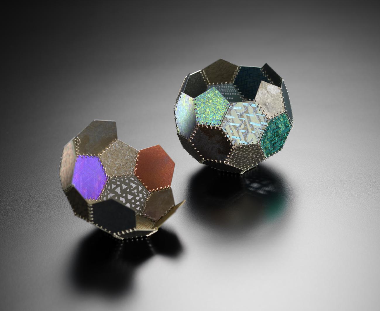 titanium jewellery art O'Rourke