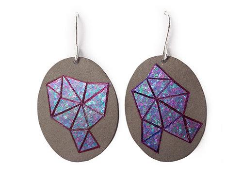 Meteoric Earrings