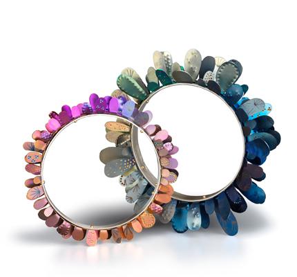 Unfold Bracelets
