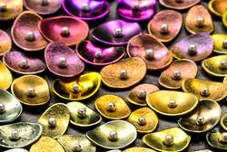 titanium jewellery Brooch