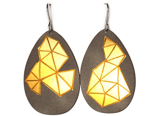 Meteoric Earrings