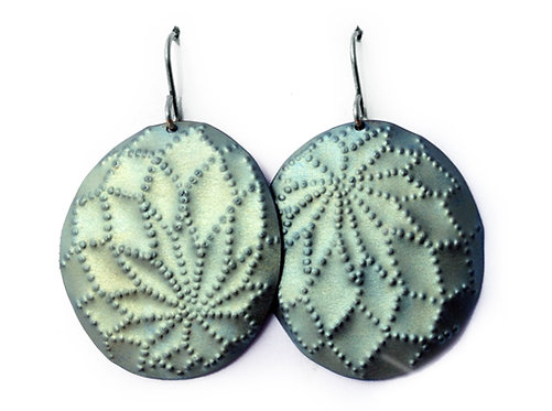 Flourish Organic Form Earrings