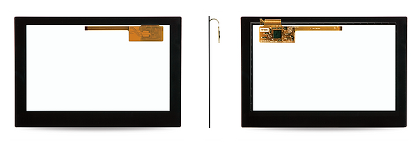 Assembled PCAP Touchscreen soliutions