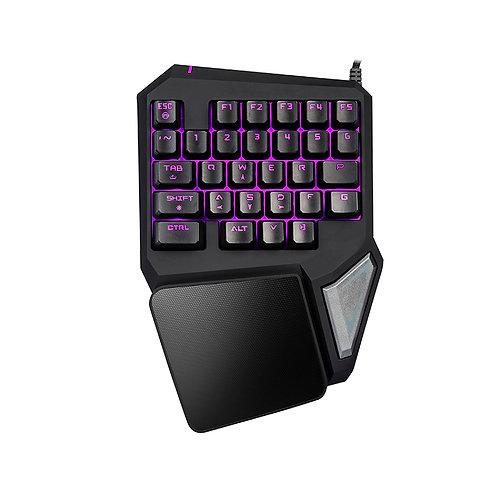 DELUX シングルハンドキーボード T9Pro