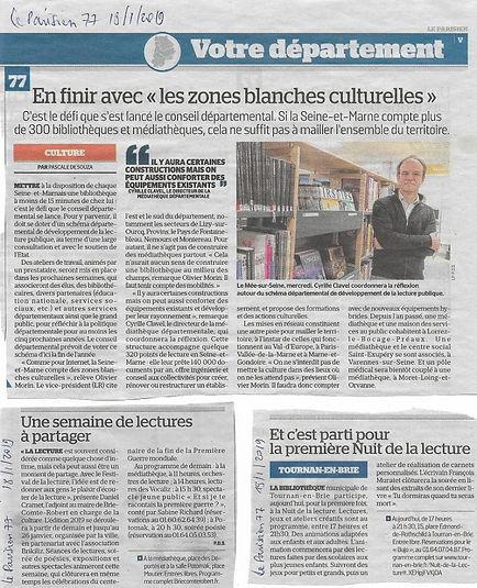 2018-01_Nuit de la Lecturee - Le Parisie