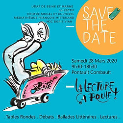 Affiche 2020 Colloque Lecture