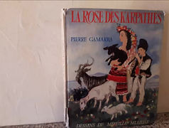 Livre - La Rose des Karpathes