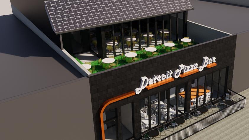 Detroit Pizza Bar