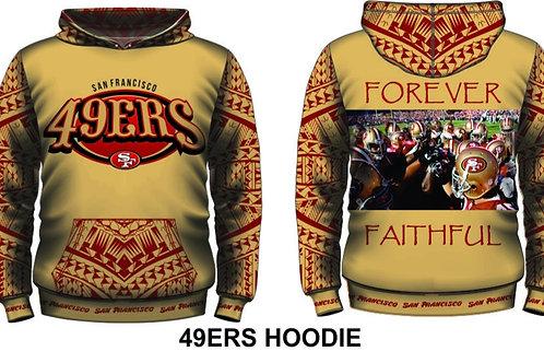 49ERS FAITHFUL GOLD
