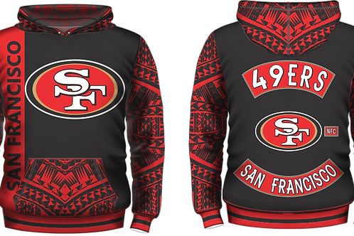 YOUTH SIZES SF 49ers