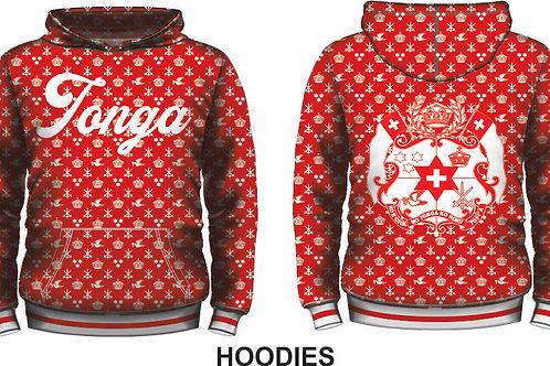 TONGA IV RED