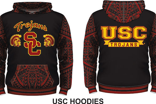 (YOUTH SIZES) USC TROJANS BLACK