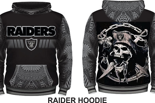 RAIDERS 2019 BLACK