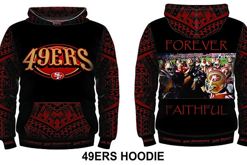 49ERS FAITHFUL BLACK
