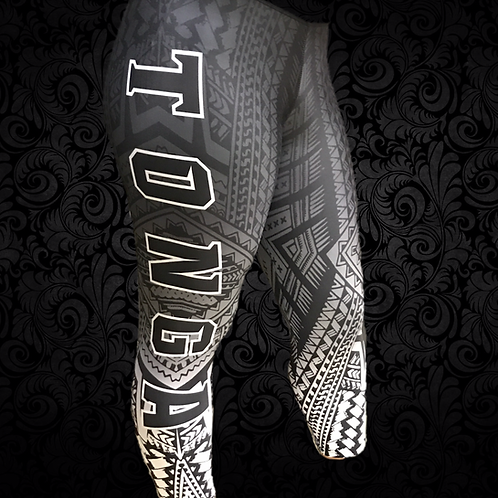 TONGA LEGGINGS WHITE