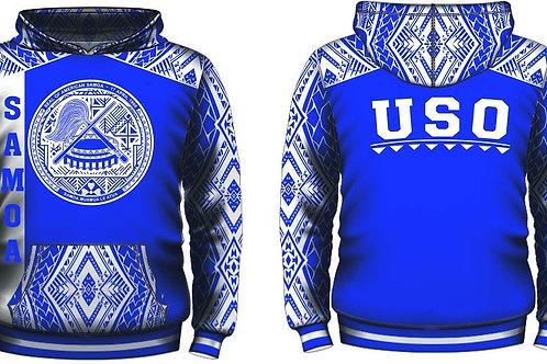 Am Samoa Blue Colorway