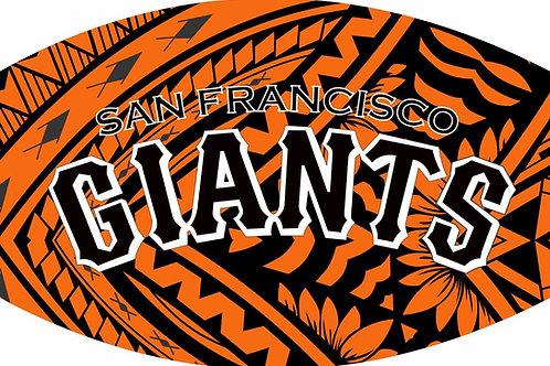 SAN FRANCISCO GIANTS MASKS