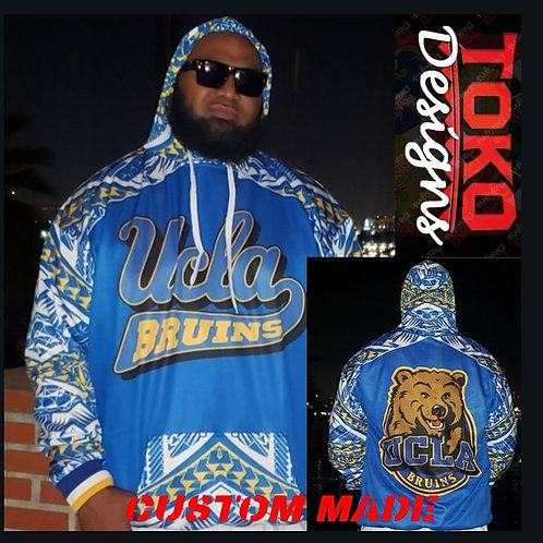 UCLA BLUE HOODIE