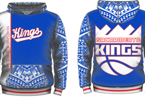 YOUTH SIZES THROWBACK SACRAMENTO KINGS