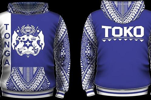 TONGA BLUE