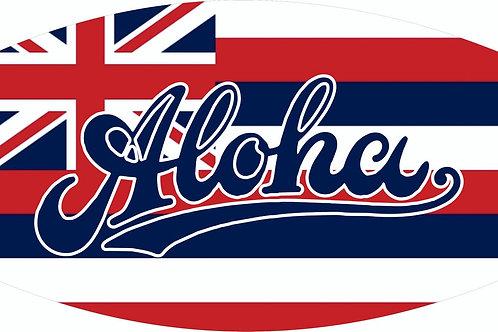 HAWAII FLAG ALOHA MASKS