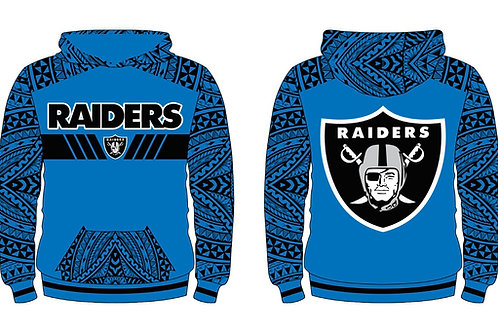 RAIDERS BLUE
