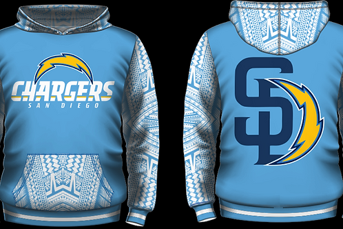 YOUTH SIZES SAN DIEGO CHARGERS