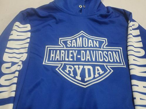 SAMOAN HARLEY RYDA BLUE