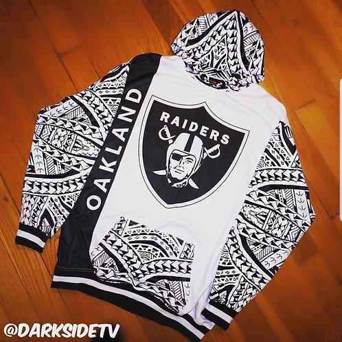 Raiders White